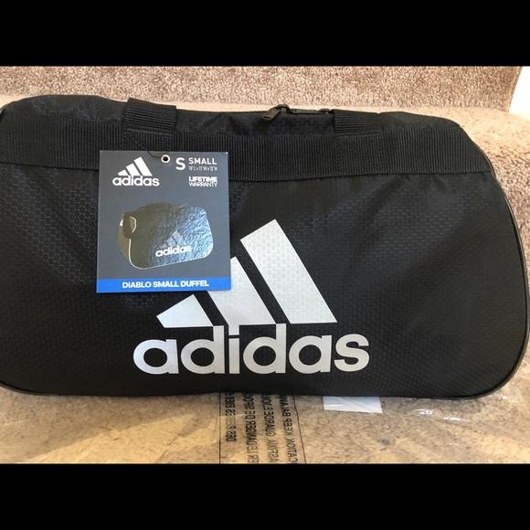 New adidas Diablo Duffel sport bag